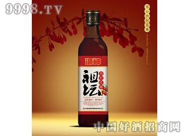 海神祖坛枸杞花雕酒