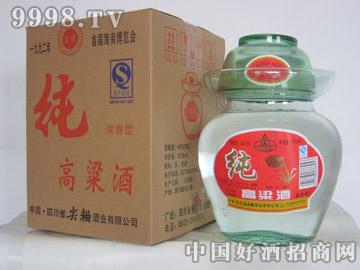 纯高粱普坛酒3750ML