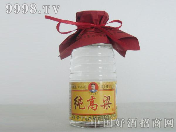 纯高粱小酒50%125ml 24.