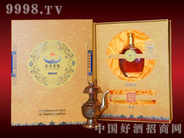 爱新觉罗鉴赏私房酒(礼盒)