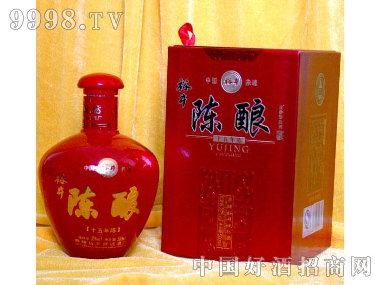 裕井烧坊-陈酿(红)15
