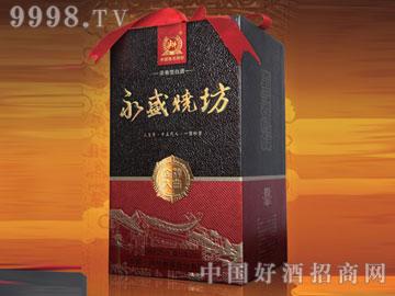 泸州老窖永盛烧坊金牌大曲-白酒招商信息