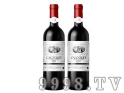 科乐克银古堡干红葡萄酒