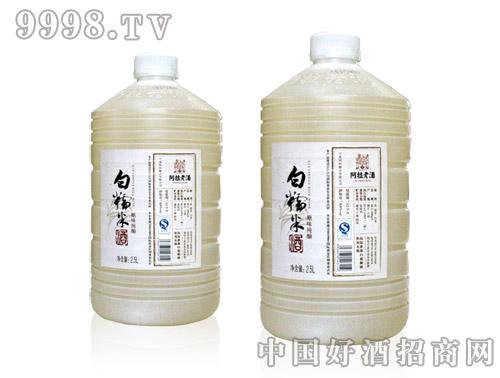 白糯米酒2.5L
