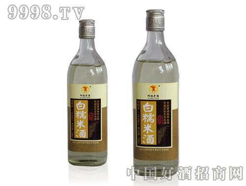 白糯米酒750ML