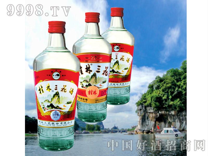 锥瓶三花-白酒招商信息
