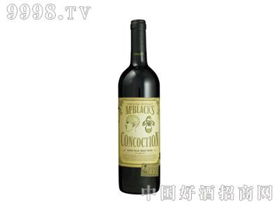 黑先生的秘汁(威尔尼耶西拉干红)
