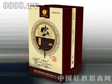 华佗虫草酒38°C