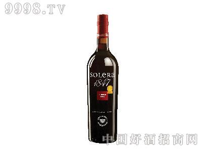 索雷拉1847雪莉酒