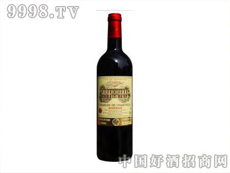 香菲庄园波尔多干红葡萄酒