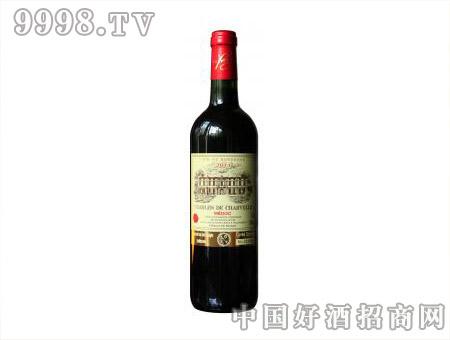 香菲庄园梅多克干红葡萄酒