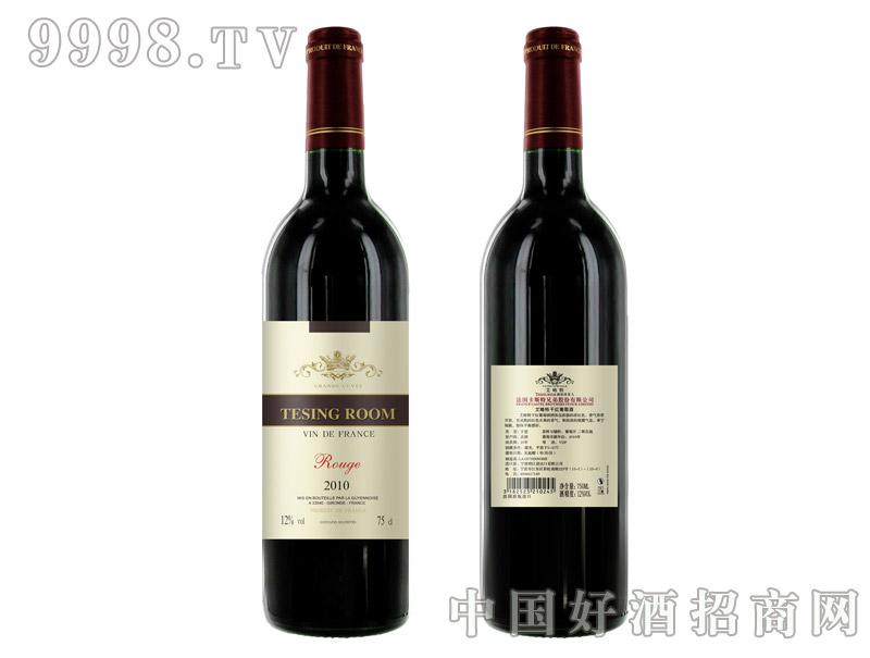 卡斯特佳酿干红葡萄酒