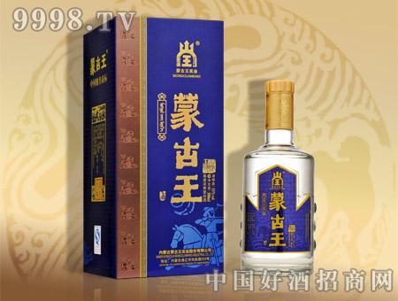 53度蓝色经典蒙古王酒