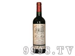 菲姆勒红葡萄酒