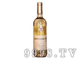 慕醇庄园白葡萄酒