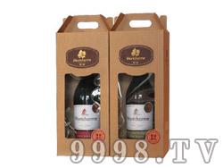 慕醇古堡红(白)葡萄酒