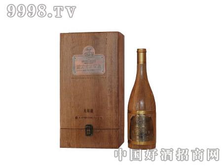 威龙有机大师级酒堡(木瓶)