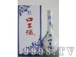 38°蓝花瓷口子酒