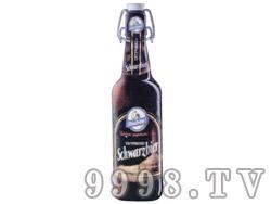 猛士黑啤酒瓶