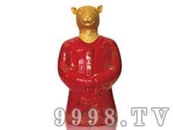 红星属相王―鼠