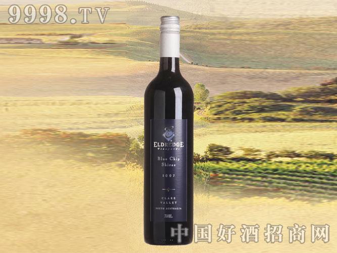2007年奥德爵基蓝片西拉子干红葡萄酒