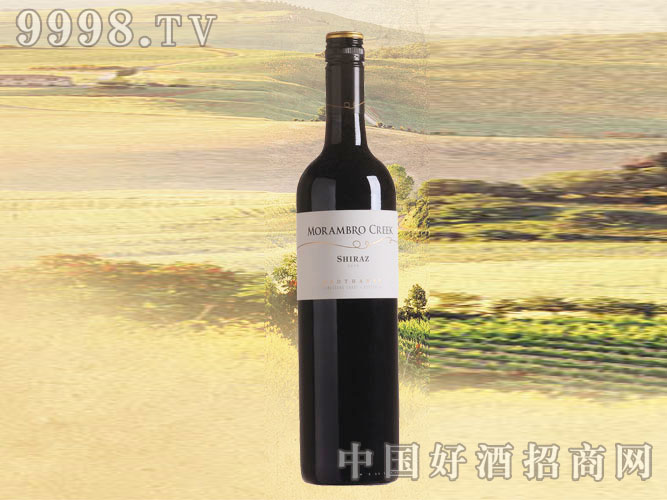 2006年墨伦堡小溪西拉子干红葡萄酒