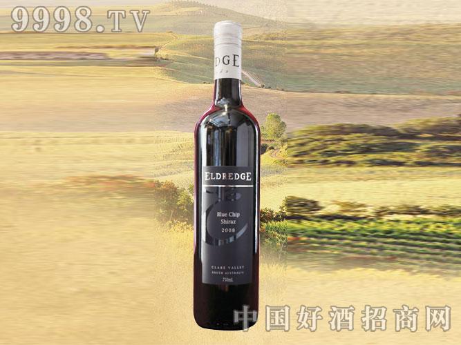 2008年奥德爵基蓝片西拉子干红葡萄酒