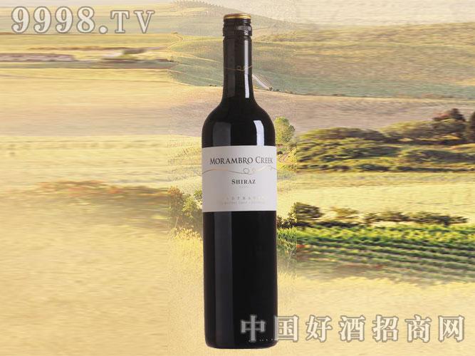 2008年墨伦堡小溪西拉子干红葡萄酒