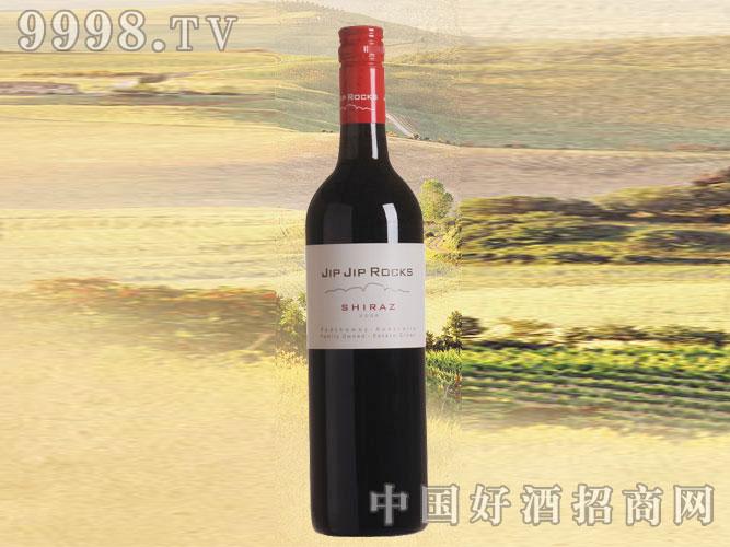2009年极碧极碧大石西拉子干红葡萄酒