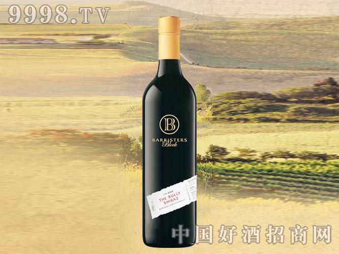 2009年博丽斯特斯西拉子干红葡萄酒