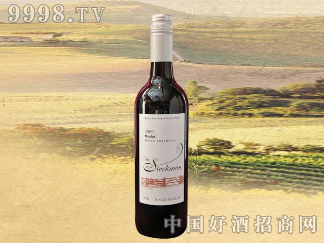 2010年格诺洛牧场主梅乐干红葡萄酒