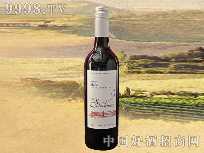 2010年格诺洛牧场主西拉子干红葡萄酒