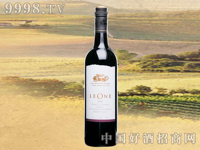 2008年利安尼天使西拉子干红葡萄酒