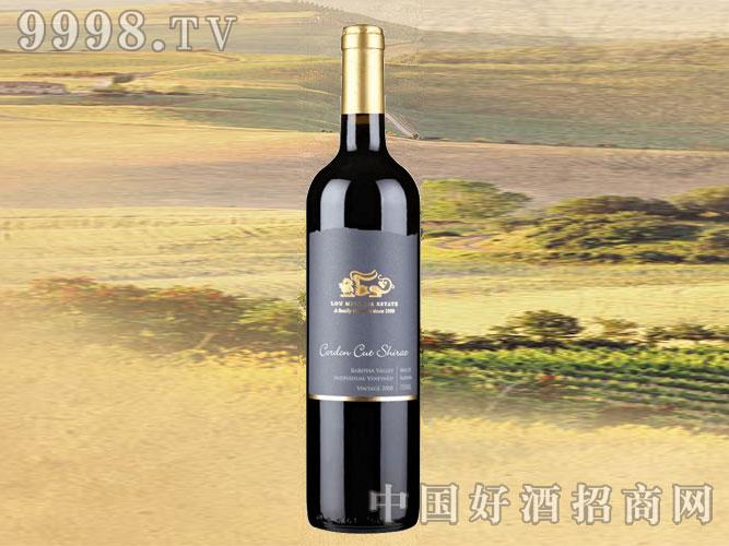 2008年鲁美兰达切藤西拉子干红葡萄酒