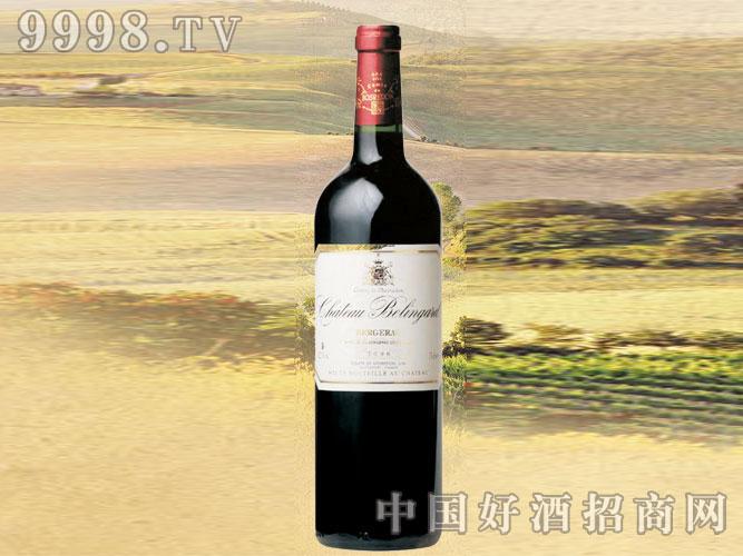 2009年贝灵阁古堡干红葡萄酒