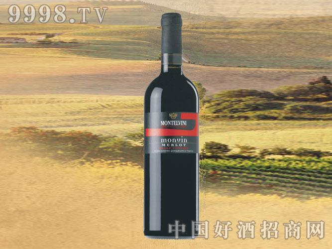 2009年蒙特威尼梅乐干红葡萄酒
