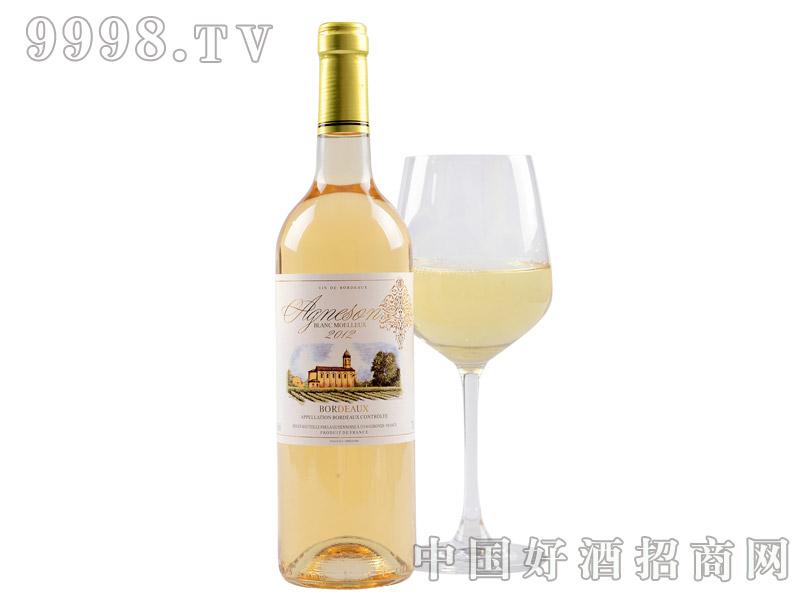 艾颂天使之翼甜白葡萄酒