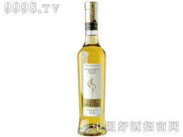 云端葡园·-冰谷晚摘白葡萄酒