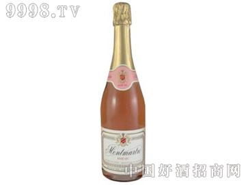 巴黎之花(玫瑰红)起泡酒
