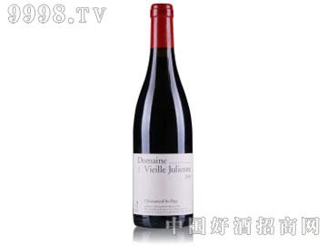 朱丽安庄园教皇新堡红葡萄酒2009