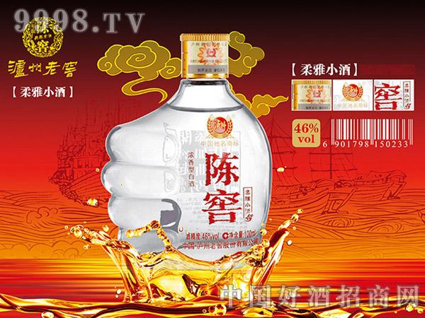 泸州老窖陈窖柔雅小酒100ML