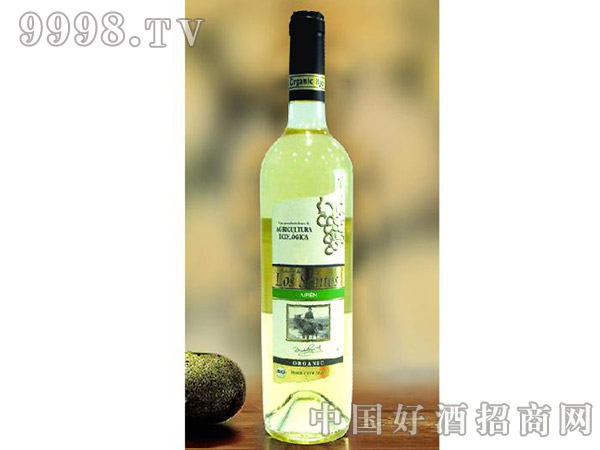 EHD桑尼瑞奥洛斯桑特有机干白葡萄酒
