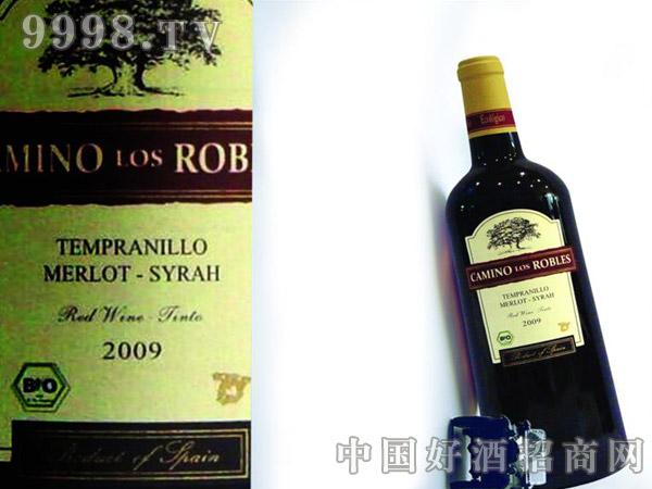 EHD橡木桶陈酿卡米诺洛斯有机干红葡萄酒