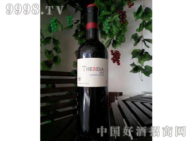 EHD特瑞莎有机干红葡萄酒2010