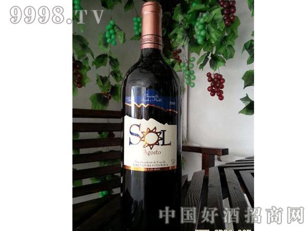 EHD索尔有机干红葡萄酒1L