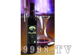 EHD橡木桶陈酿马卡特拉有机干红葡萄酒500ml
