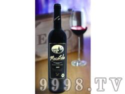 EHD橡木桶陈酿马卡特拉有机干红葡萄酒
