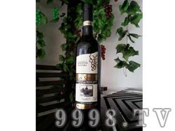 EHD橡木桶陈酿桑尼瑞奥洛斯桑特有机干红葡萄酒
