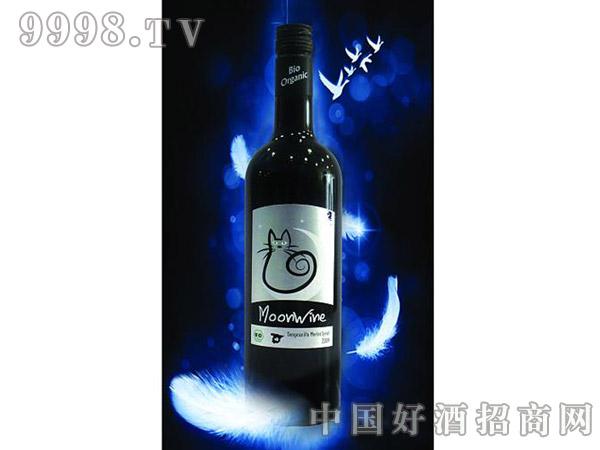 EHD橡木桶陈酿穆恩有机干红葡萄酒