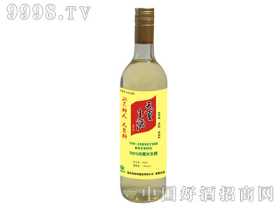 天夏米酒750ml-原汁